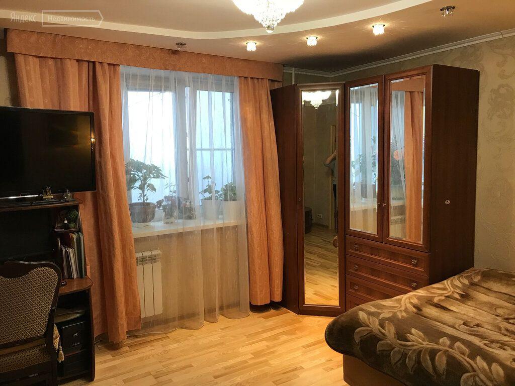 Продажа однокомнатной квартиры Дедовск, Московская улица, цена 6100000 рублей, 2020 год объявление №438141 на megabaz.ru