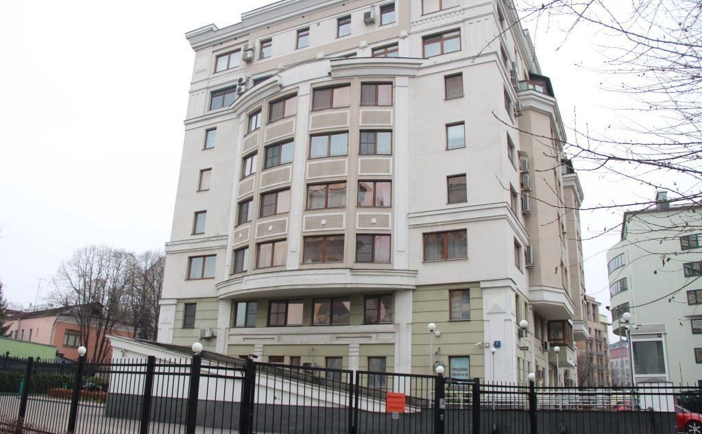 Продажа студии Москва, метро Добрынинская, Погорельский переулок 5с2, цена 149517000 рублей, 2020 год объявление №415364 на megabaz.ru