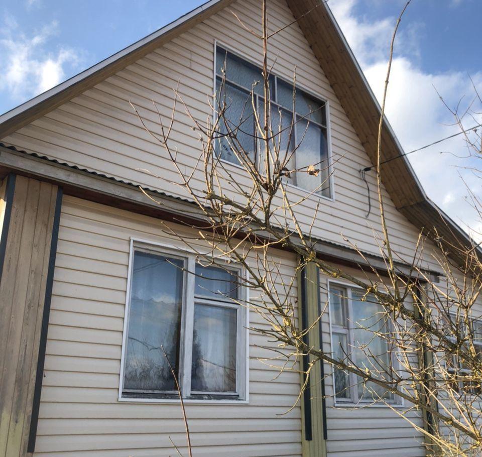 Продажа дома поселок Глебовский, цена 1450000 рублей, 2021 год объявление №365598 на megabaz.ru