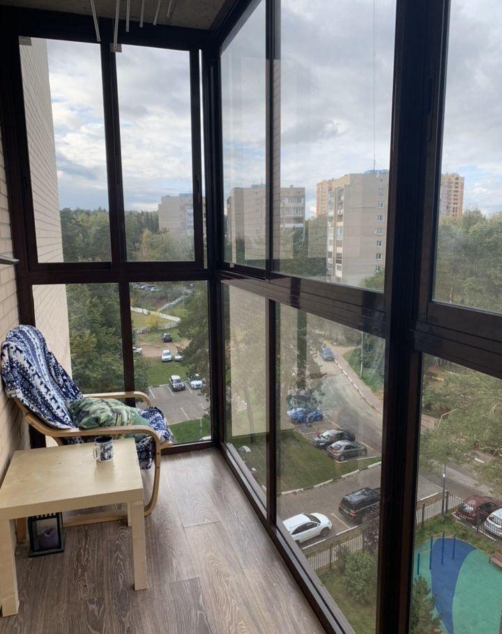 Продажа трёхкомнатной квартиры поселок Горки-10, цена 8500000 рублей, 2021 год объявление №369069 на megabaz.ru