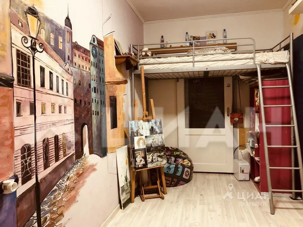 Продажа двухкомнатной квартиры Москва, метро Менделеевская, 1-й Тихвинский тупик 9, цена 10200000 рублей, 2020 год объявление №373850 на megabaz.ru