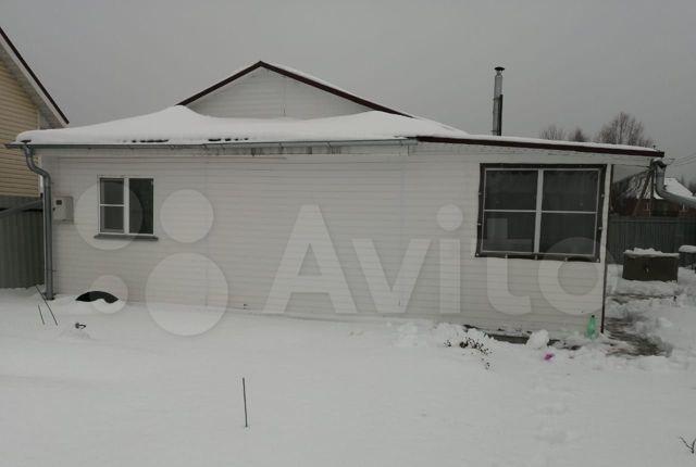 Продажа дома рабочий посёлок имени Воровского, цена 2300000 рублей, 2021 год объявление №559065 на megabaz.ru