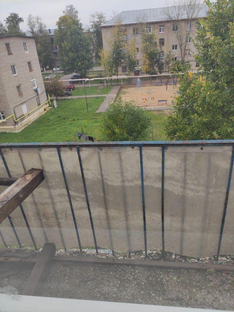 Продажа двухкомнатной квартиры Рошаль, улица Мира 15, цена 950000 рублей, 2020 год объявление №508472 на megabaz.ru