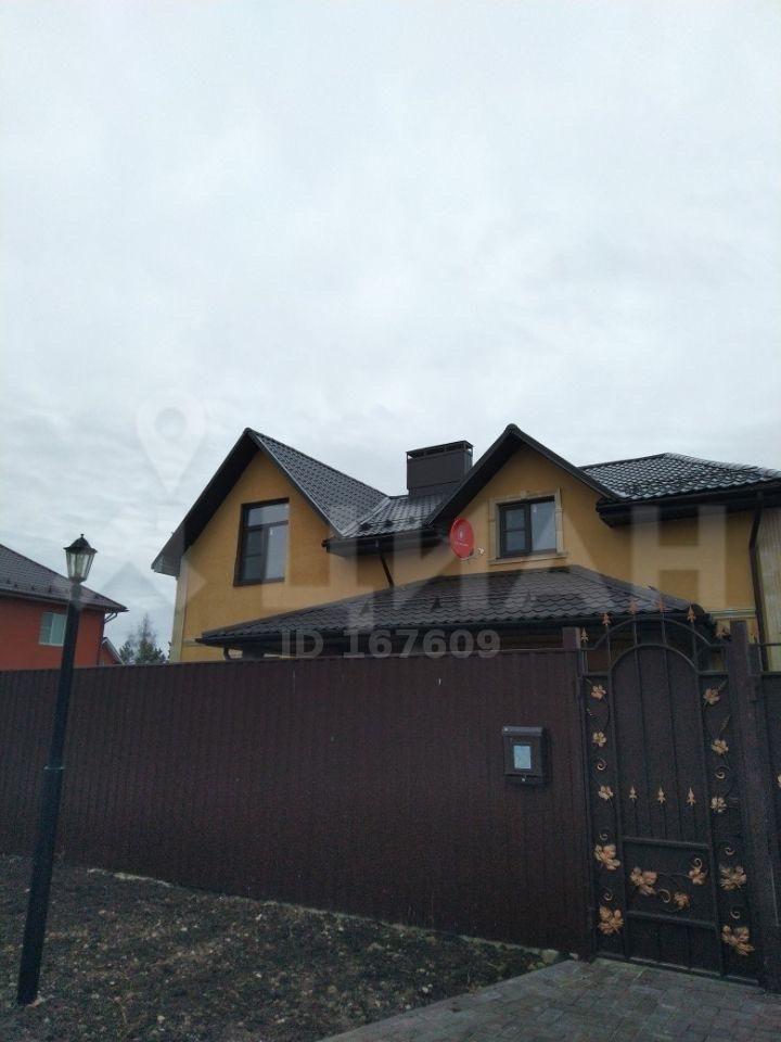 Продажа дома поселок Рыбхоз, цена 14750000 рублей, 2021 год объявление №508303 на megabaz.ru