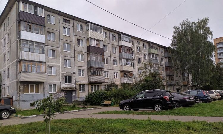 Продажа однокомнатной квартиры Серпухов, Советская улица 110, цена 2000000 рублей, 2020 год объявление №508451 на megabaz.ru