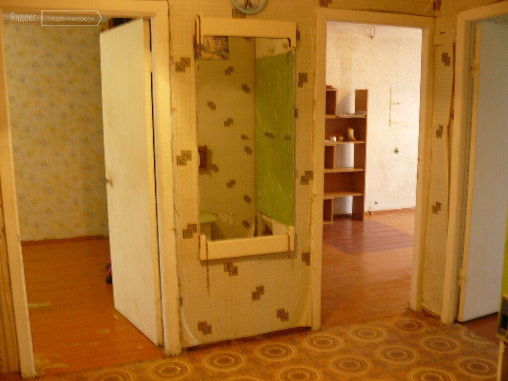 Продажа трёхкомнатной квартиры поселок Строитель, цена 2800000 рублей, 2021 год объявление №508398 на megabaz.ru