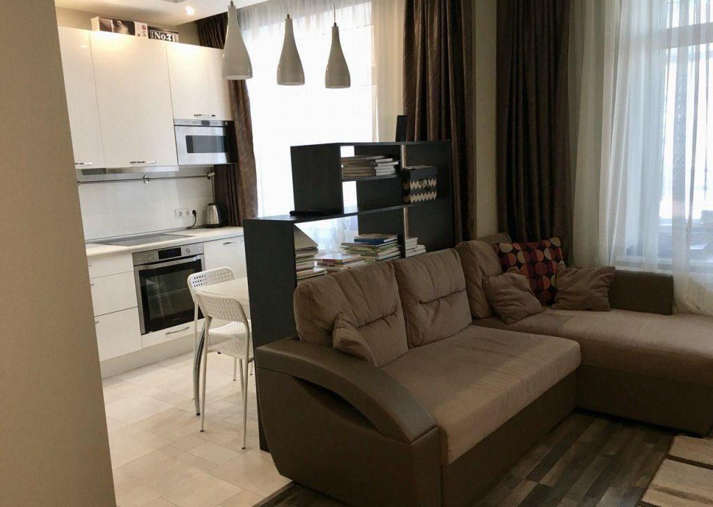 Продажа двухкомнатной квартиры деревня Сабурово, Парковая улица 8, цена 5950000 рублей, 2020 год объявление №508499 на megabaz.ru