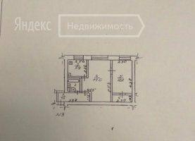 Продажа двухкомнатной квартиры рабочий посёлок Тучково, Силикатная улица, цена 2300000 рублей, 2021 год объявление №527053 на megabaz.ru