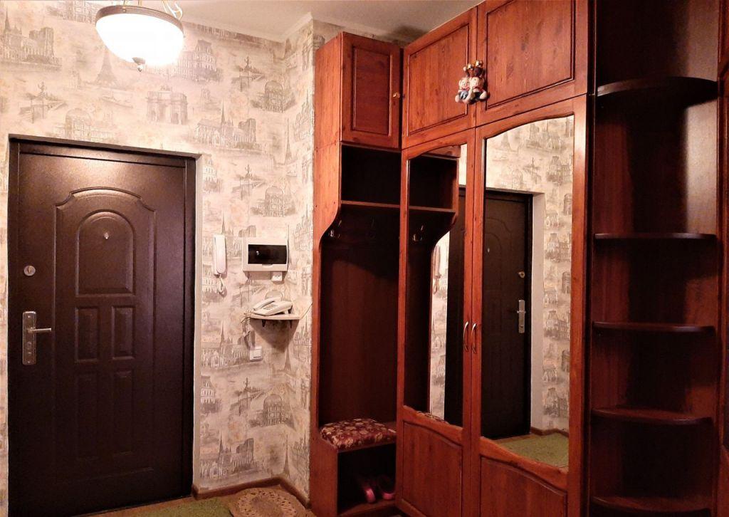 Аренда однокомнатной квартиры Подольск, Октябрьский проспект 21Б, цена 23500 рублей, 2020 год объявление №1228661 на megabaz.ru