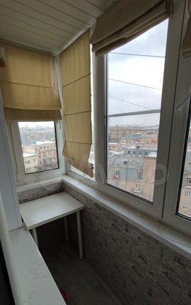 Аренда однокомнатной квартиры Москва, метро Красные ворота, Фурманный переулок 12с1, цена 75000 рублей, 2021 год объявление №1319484 на megabaz.ru