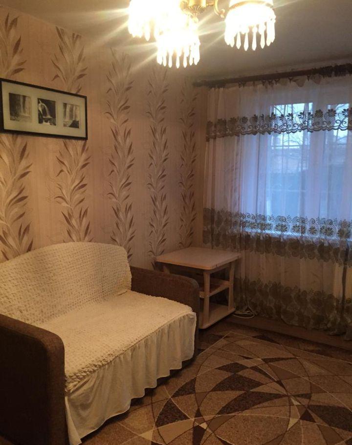 Аренда однокомнатной квартиры поселок Лунёво, цена 23000 рублей, 2021 год объявление №1213262 на megabaz.ru