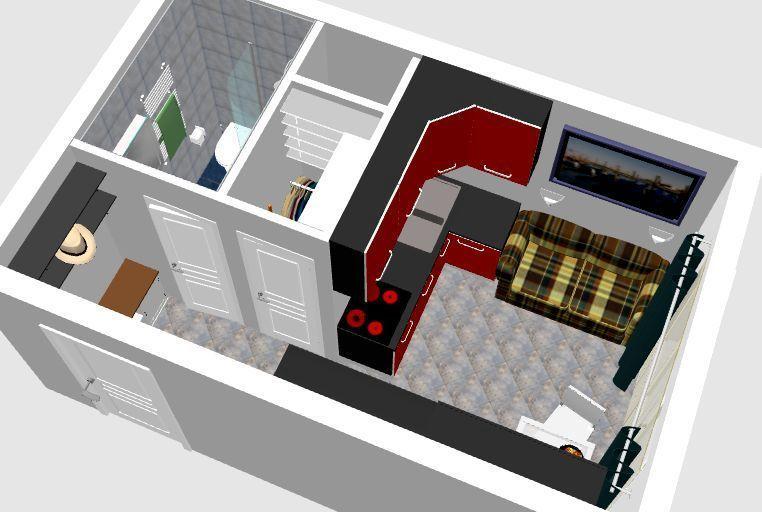 Продажа студии Москва, Ленинский проспект 135к1, цена 3960000 рублей, 2020 год объявление №508965 на megabaz.ru