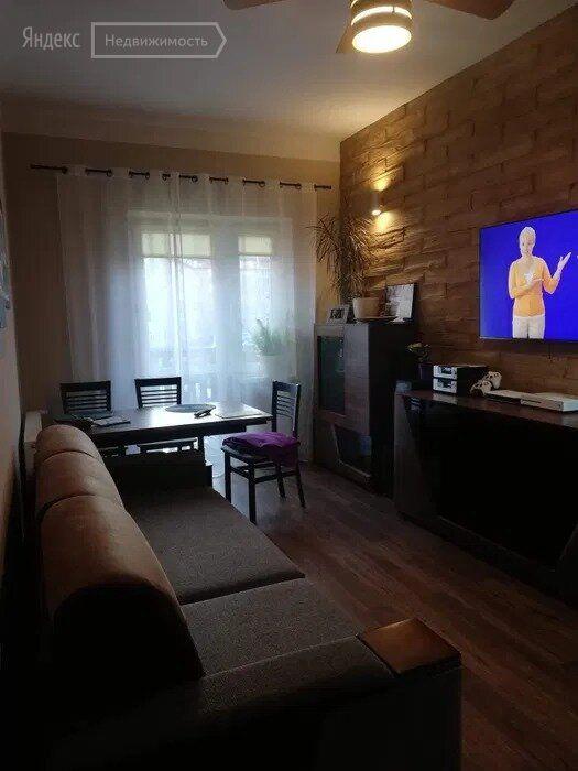 Аренда однокомнатной квартиры Москва, метро Ботанический сад, Лазоревый проезд 16, цена 30000 рублей, 2021 год объявление №1279902 на megabaz.ru