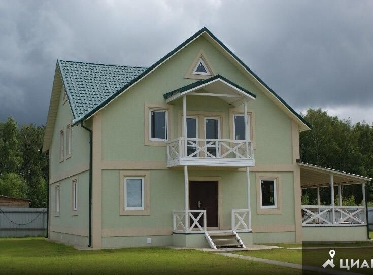 Продажа дома деревня Алексеевка, улица Массив-1 13, цена 8699000 рублей, 2021 год объявление №391955 на megabaz.ru