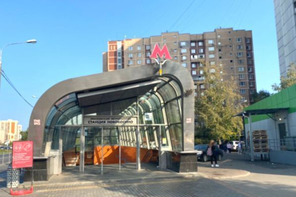 Продажа студии Москва, метро Новокосино, Суздальская улица 38к2, цена 3800000 рублей, 2020 год объявление №508955 на megabaz.ru