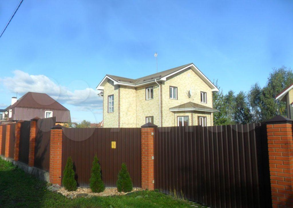 Продажа дома село Строкино, Заречная улица 45, цена 5000000 рублей, 2021 год объявление №700630 на megabaz.ru
