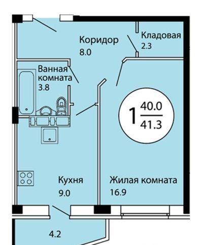 Продажа однокомнатной квартиры Лыткарино, цена 3700000 рублей, 2021 год объявление №528205 на megabaz.ru