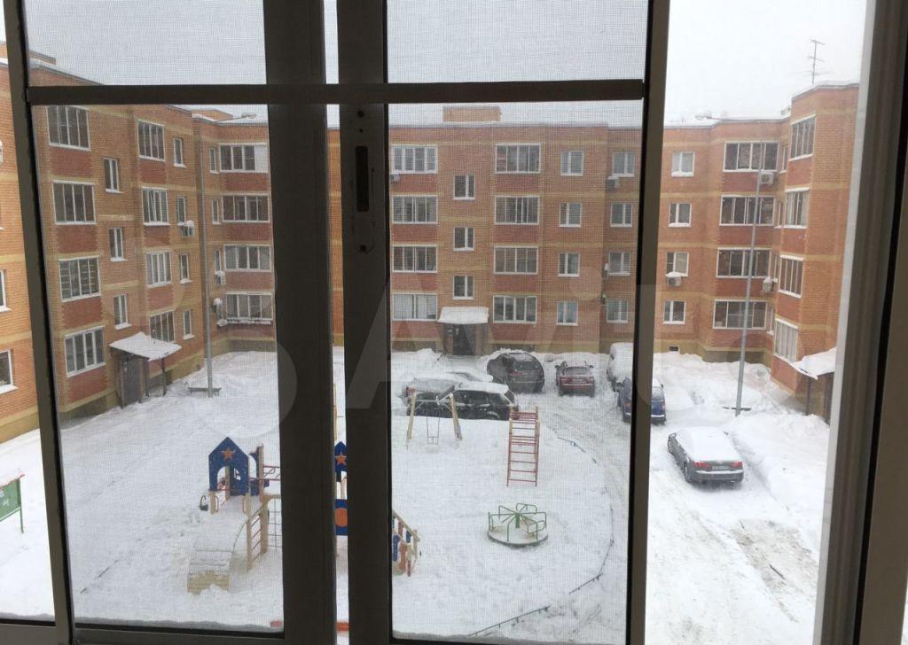 Продажа однокомнатной квартиры Видное, цена 5550000 рублей, 2021 год объявление №603821 на megabaz.ru