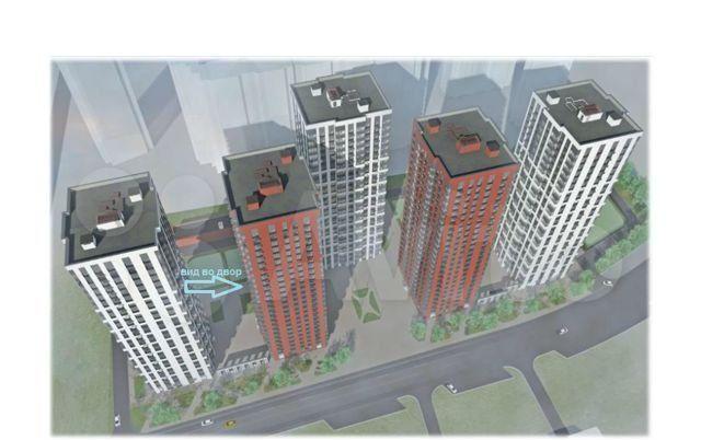 Продажа однокомнатной квартиры Москва, метро Беговая, цена 7450000 рублей, 2021 год объявление №571523 на megabaz.ru