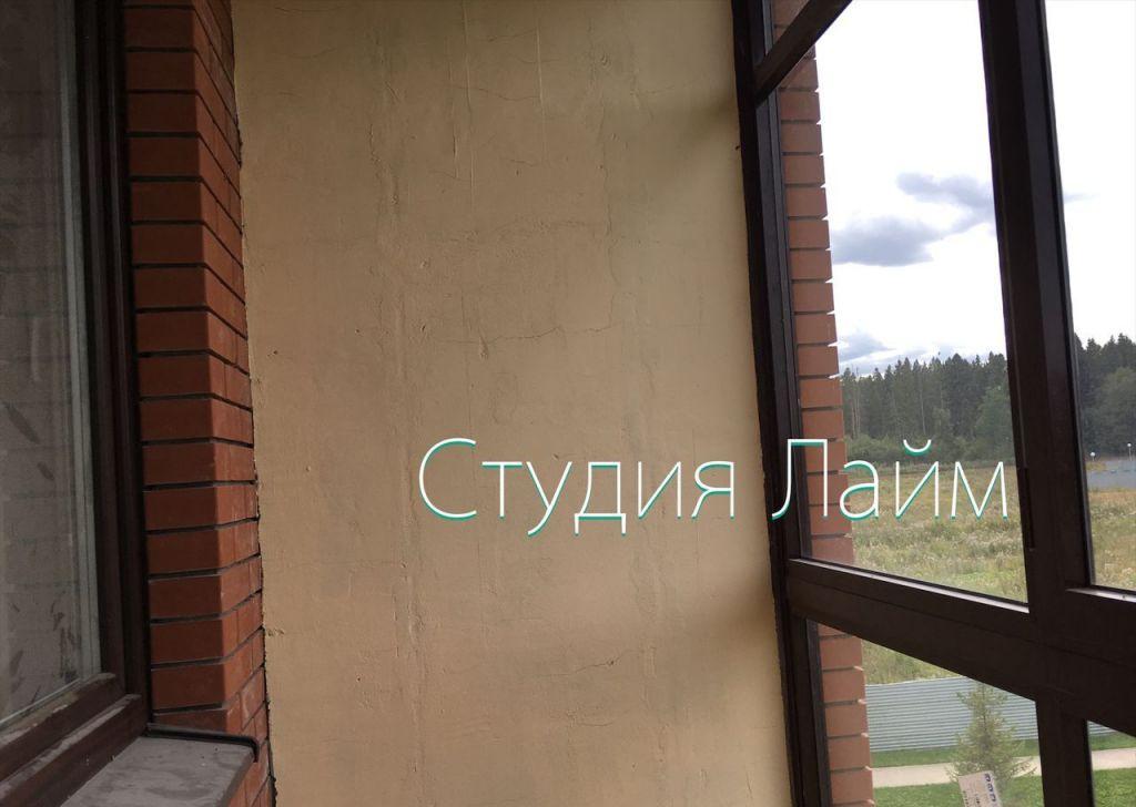 Продажа двухкомнатной квартиры деревня Шолохово, улица Экодолье, цена 4600000 рублей, 2020 год объявление №457406 на megabaz.ru