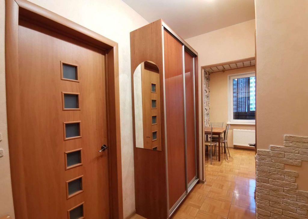 Аренда однокомнатной квартиры деревня Сапроново, цена 25000 рублей, 2020 год объявление №1226698 на megabaz.ru
