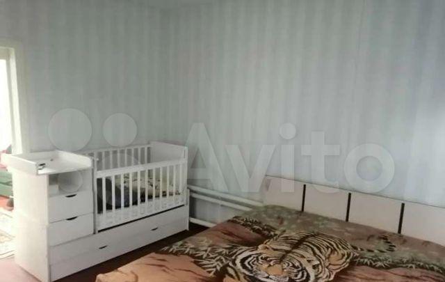 Продажа дома поселок совхоза Останкино, Дорожная улица 13, цена 555555 рублей, 2021 год объявление №554784 на megabaz.ru