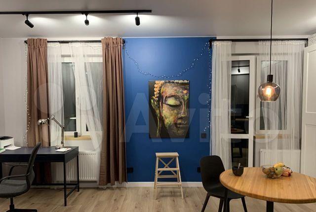 Продажа студии деревня Пирогово, улица Сурикова 1, цена 5400000 рублей, 2021 год объявление №571550 на megabaz.ru