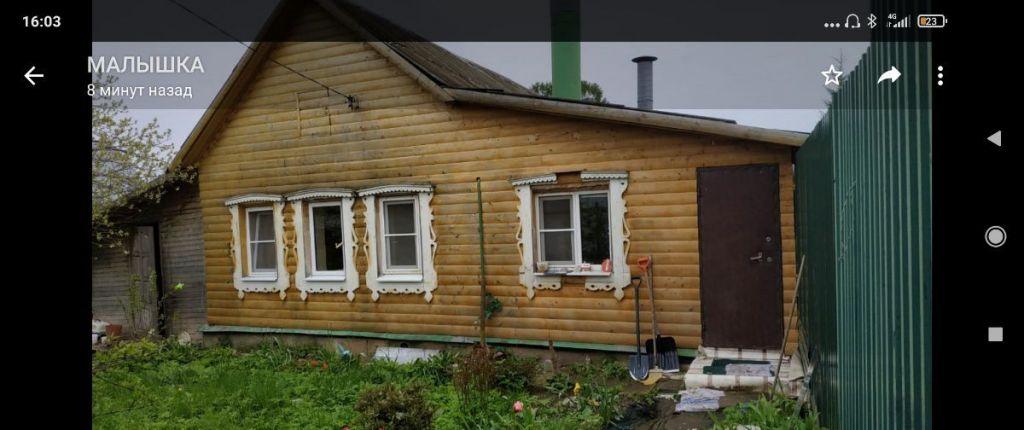 Продажа дома деревня Покровка, Замятинская улица 55, цена 2500000 рублей, 2021 год объявление №512482 на megabaz.ru
