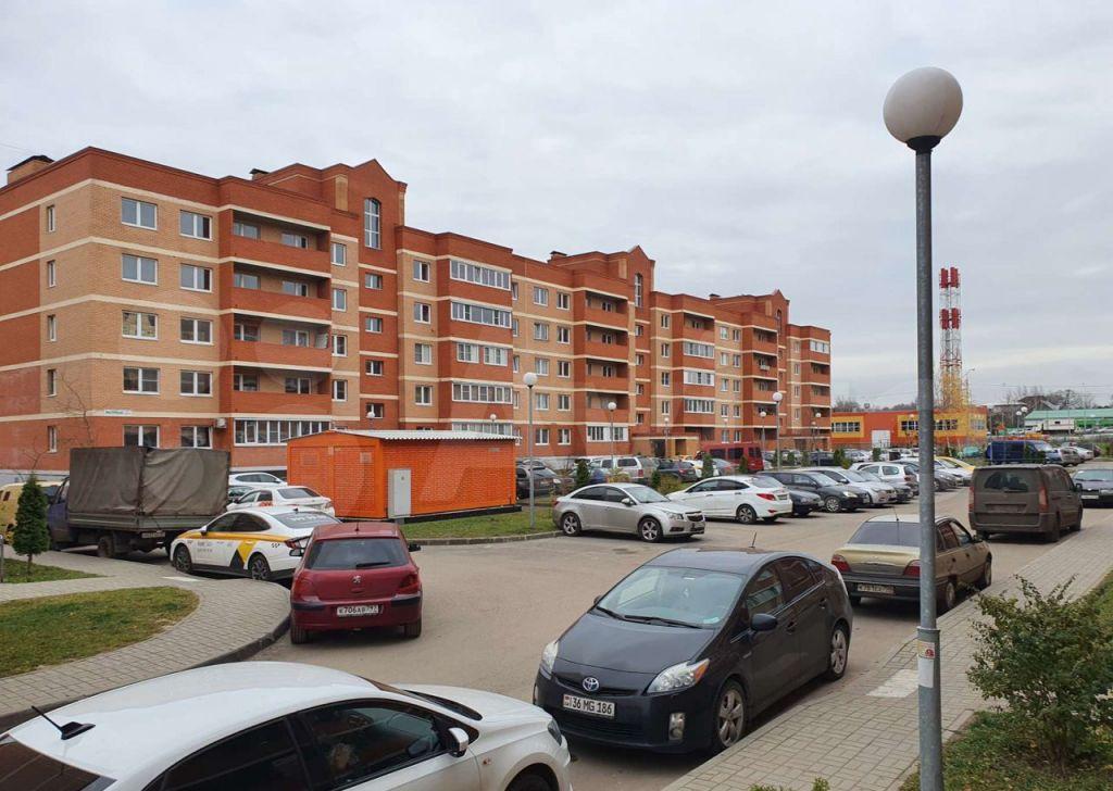 Продажа студии деревня Большие Жеребцы, цена 2500000 рублей, 2021 год объявление №604381 на megabaz.ru