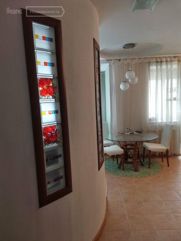 Продажа однокомнатной квартиры Одинцово, улица Чистяковой 16, цена 6600000 рублей, 2020 год объявление №510172 на megabaz.ru