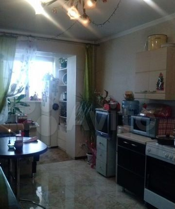 Продажа двухкомнатной квартиры поселок Зеленый, Школьная улица 15, цена 7100000 рублей, 2021 год объявление №575419 на megabaz.ru