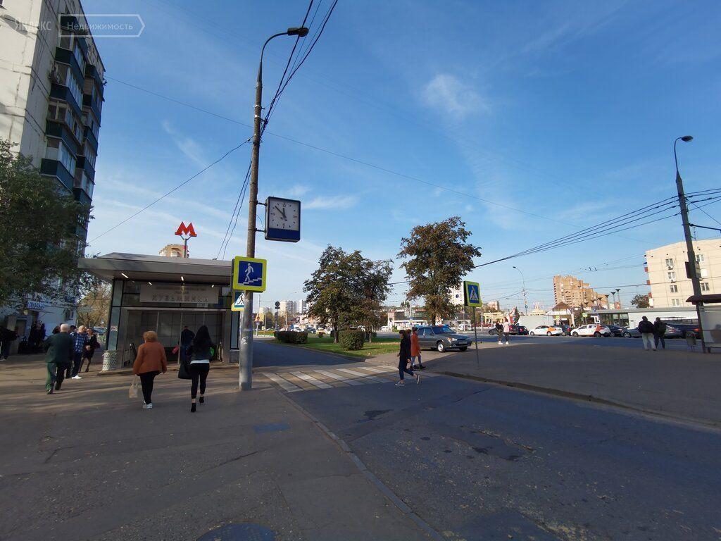Продажа однокомнатной квартиры Москва, метро Кузьминки, улица Юных Ленинцев 95к2, цена 6800000 рублей, 2021 год объявление №512877 на megabaz.ru