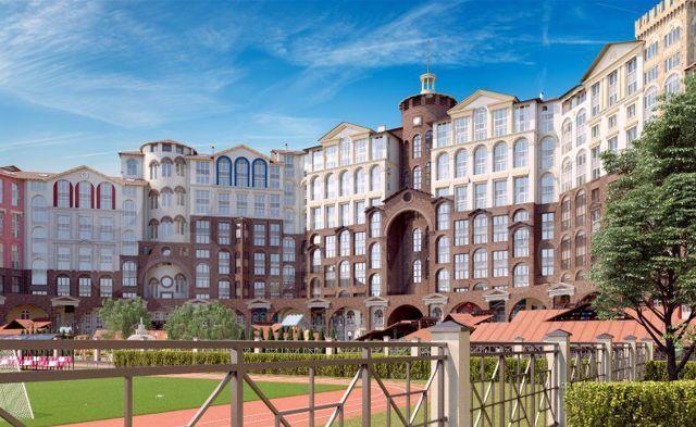 Продажа двухкомнатной квартиры поселок Развилка, метро Зябликово, цена 7500000 рублей, 2021 год объявление №369801 на megabaz.ru