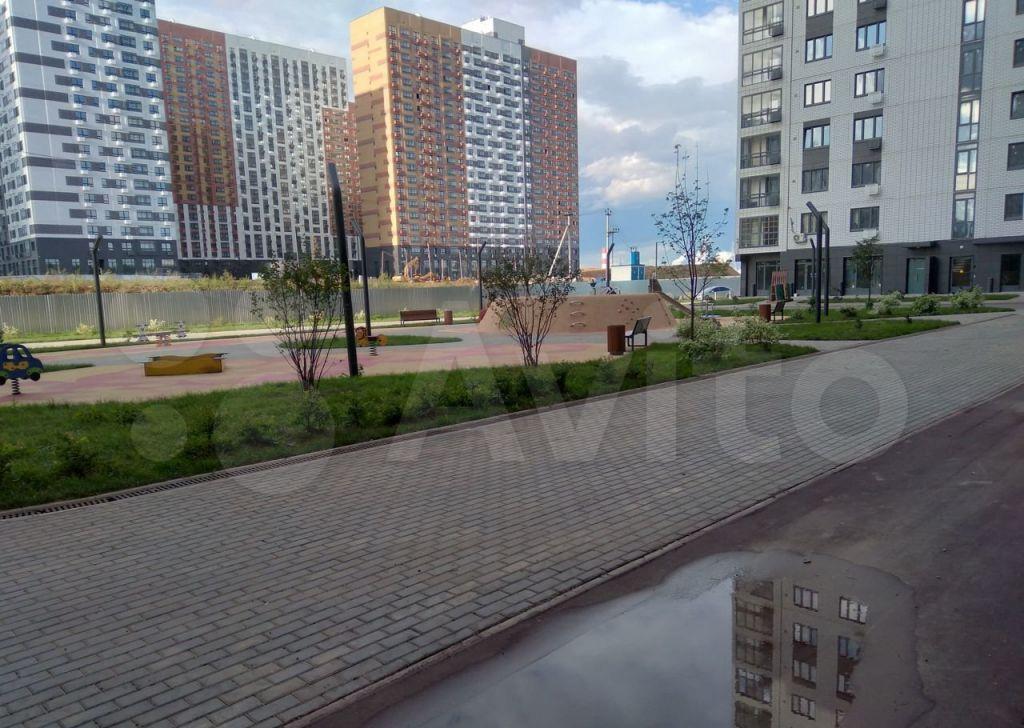 Аренда однокомнатной квартиры поселок Битца, метро Улица Старокачаловская, Парковая улица 1, цена 33000 рублей, 2021 год объявление №1464145 на megabaz.ru