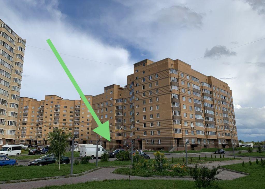 Продажа двухкомнатной квартиры село Рождествено, Рождественский бульвар 7, цена 4300000 рублей, 2021 год объявление №491259 на megabaz.ru