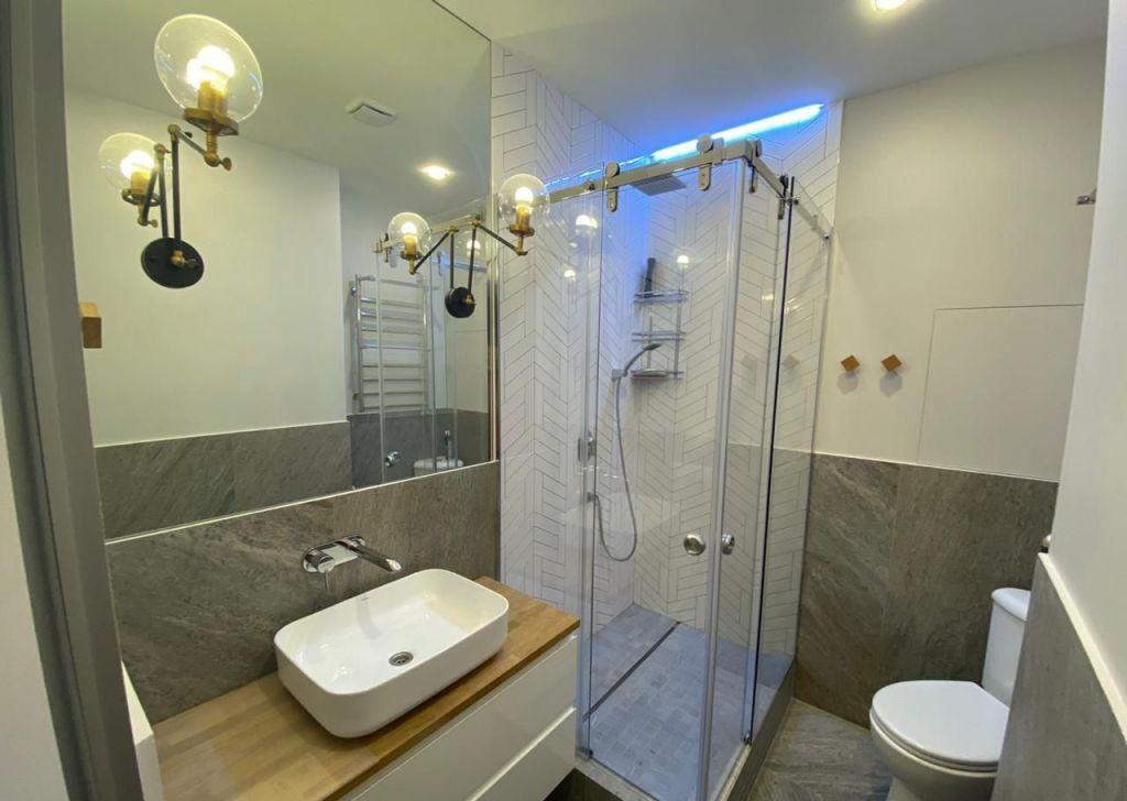 Продажа трёхкомнатной квартиры Одинцово, Каштановая улица 8, цена 14000000 рублей, 2020 год объявление №510610 на megabaz.ru