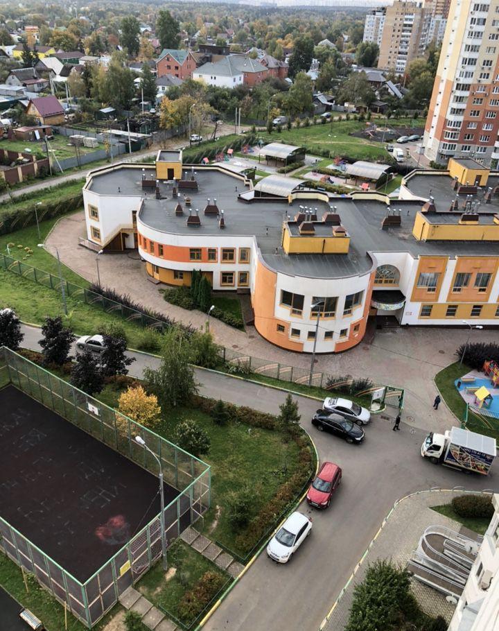 Продажа однокомнатной квартиры Одинцово, улица Говорова 52, цена 8300000 рублей, 2020 год объявление №510665 на megabaz.ru