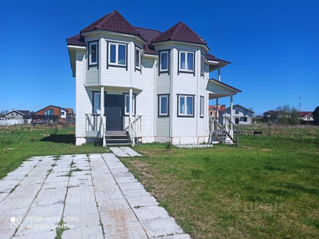 Продажа дома деревня Котово, цена 9000000 рублей, 2021 год объявление №618300 на megabaz.ru