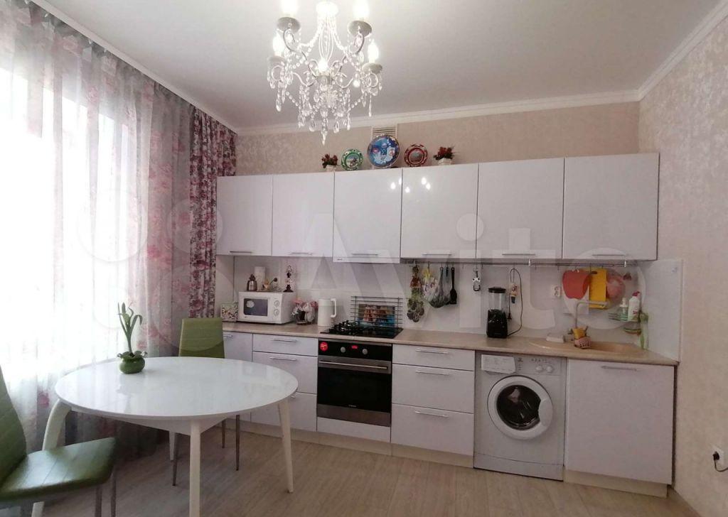 Продажа однокомнатной квартиры поселок Аничково, цена 3999000 рублей, 2021 год объявление №624362 на megabaz.ru