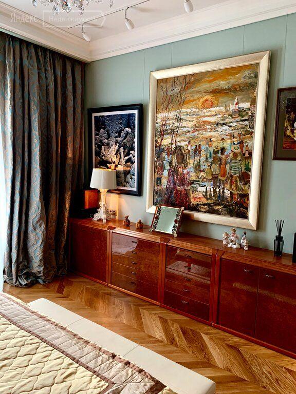 Аренда четырёхкомнатной квартиры Москва, метро Трубная, 1-й Колобовский переулок 25с2, цена 320000 рублей, 2021 год объявление №1258851 на megabaz.ru