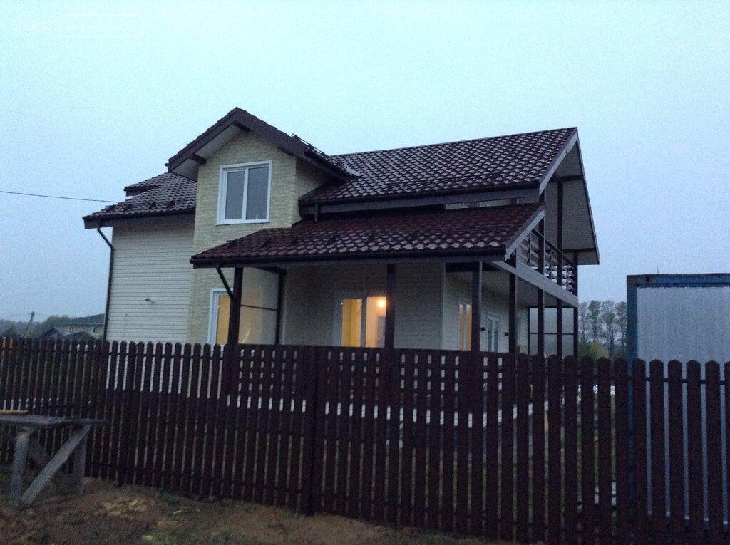 Продажа дома деревня Григорово, цена 9500000 рублей, 2021 год объявление №537150 на megabaz.ru