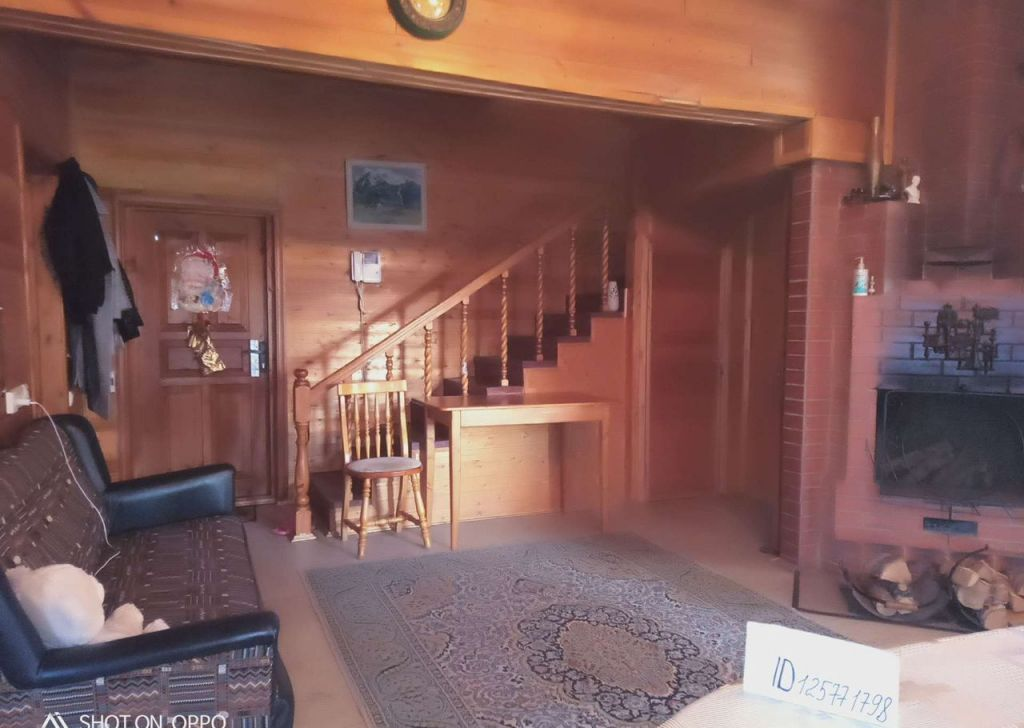 Аренда дома деревня Сорокино, Вишнёвая улица, цена 10000 рублей, 2021 год объявление №1289519 на megabaz.ru