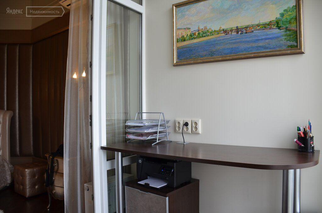 Продажа трёхкомнатной квартиры поселок Вешки, метро Алтуфьево, Лиственная улица 3, цена 17500000 рублей, 2021 год объявление №511549 на megabaz.ru