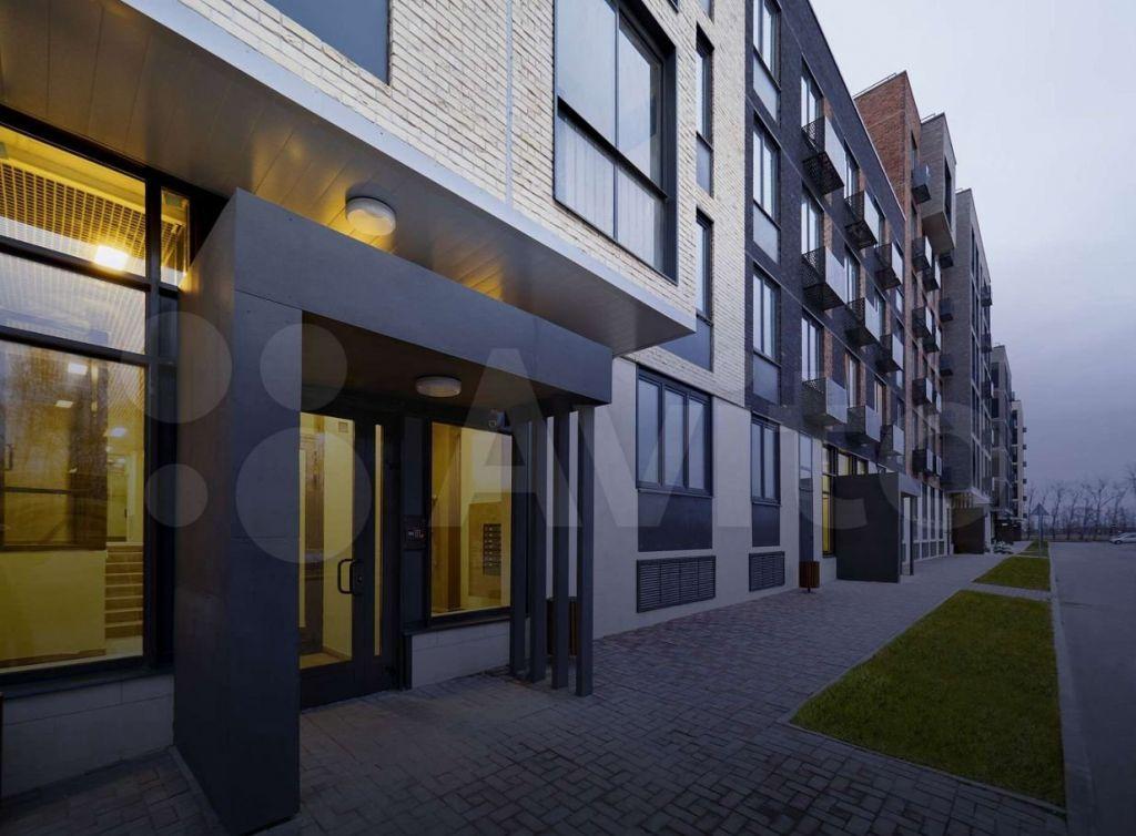 Аренда однокомнатной квартиры деревня Крёкшино, цена 27000 рублей, 2021 год объявление №1370712 на megabaz.ru