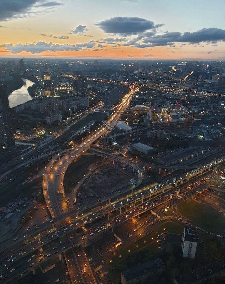 Продажа однокомнатной квартиры Москва, метро Международная, цена 34555000 рублей, 2020 год объявление №511879 на megabaz.ru
