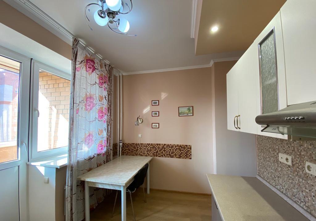 Продажа однокомнатной квартиры Истра, Рабочая улица 2, цена 4900000 рублей, 2021 год объявление №512790 на megabaz.ru