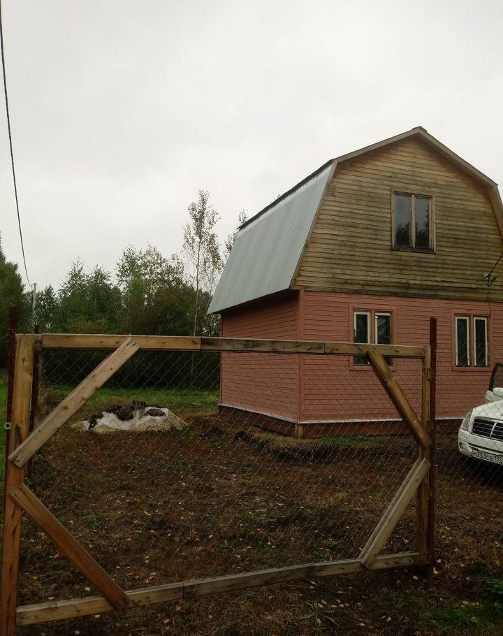 Продажа дома посёлок Новый Снопок, цена 470000 рублей, 2021 год объявление №503985 на megabaz.ru