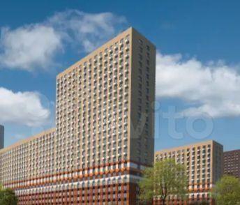 Продажа однокомнатной квартиры Москва, метро Братиславская, цена 7800000 рублей, 2021 год объявление №513413 на megabaz.ru