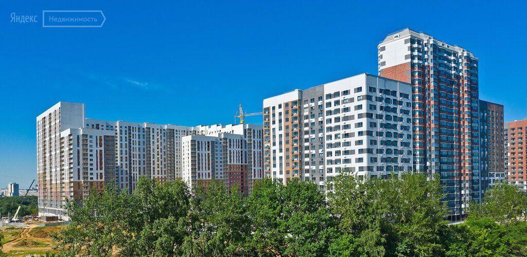 Продажа однокомнатной квартиры поселок Битца, Южный бульвар 4, цена 5700000 рублей, 2021 год объявление №684835 на megabaz.ru