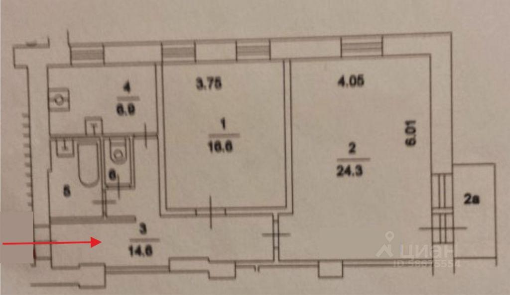 Аренда двухкомнатной квартиры Москва, метро Тульская, Люсиновская улица 68, цена 120000 рублей, 2021 год объявление №1384779 на megabaz.ru